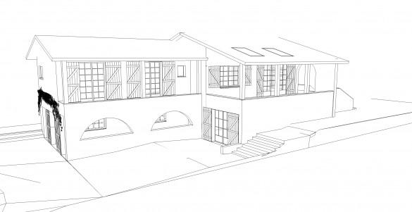 maison cm fanny lamire architecte d 39 int rieur. Black Bedroom Furniture Sets. Home Design Ideas